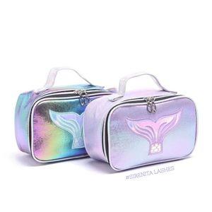 Sirenita makeup bags